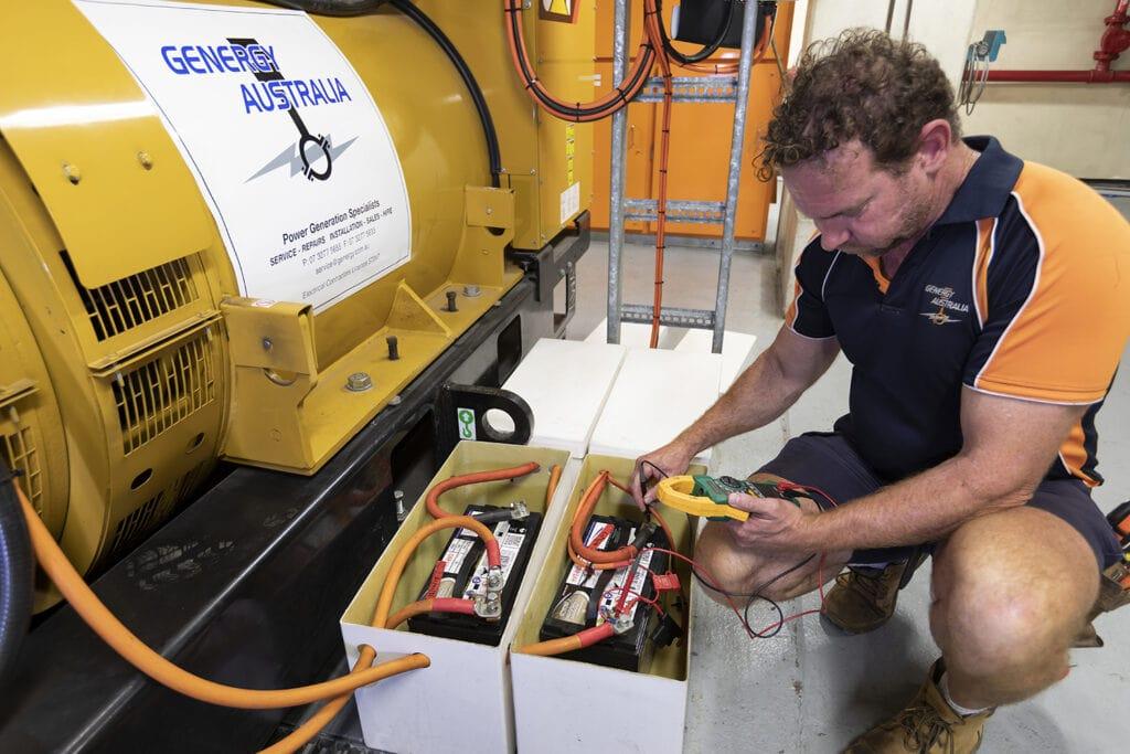emergency generator repair - Genergy Australia