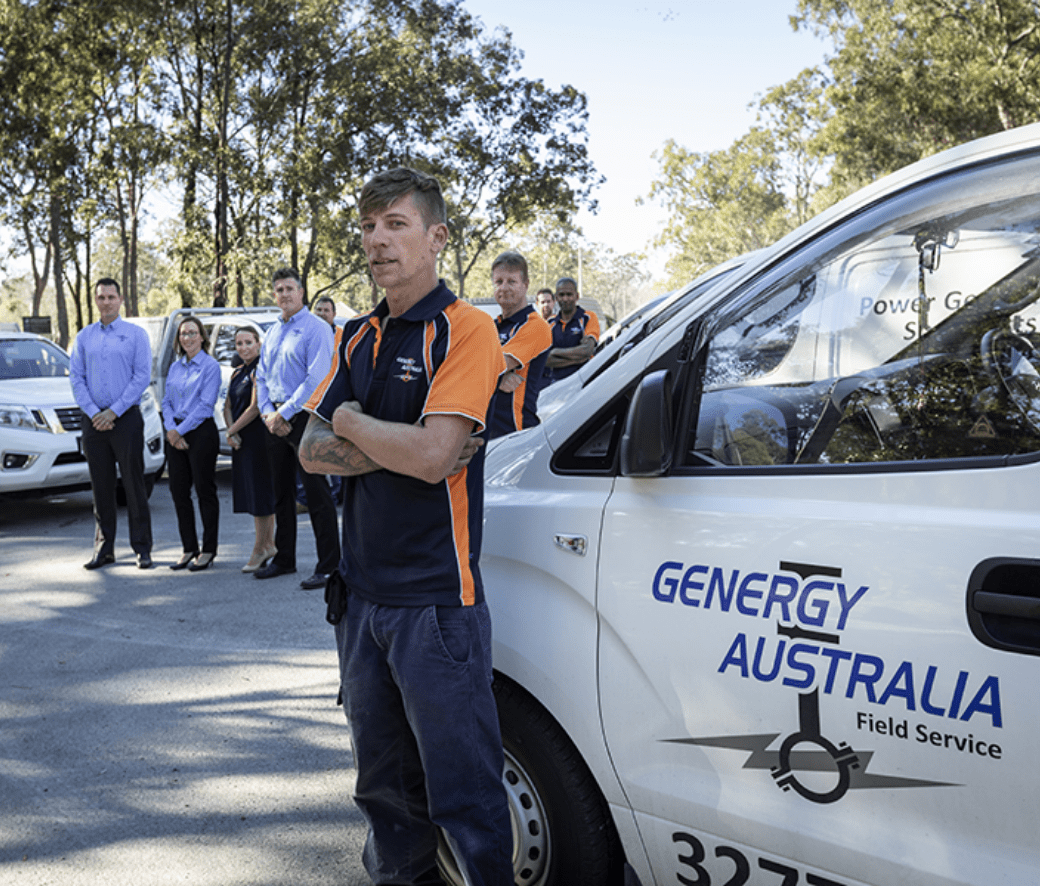 field service - Genergy Australia