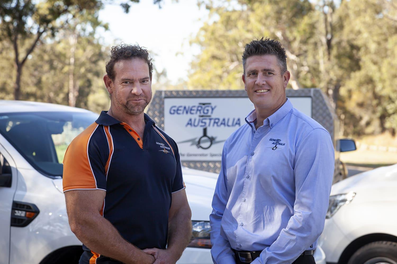 founders - Genergy Australia
