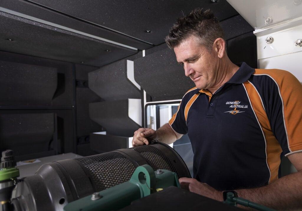 refueling generators - Genergy Australia