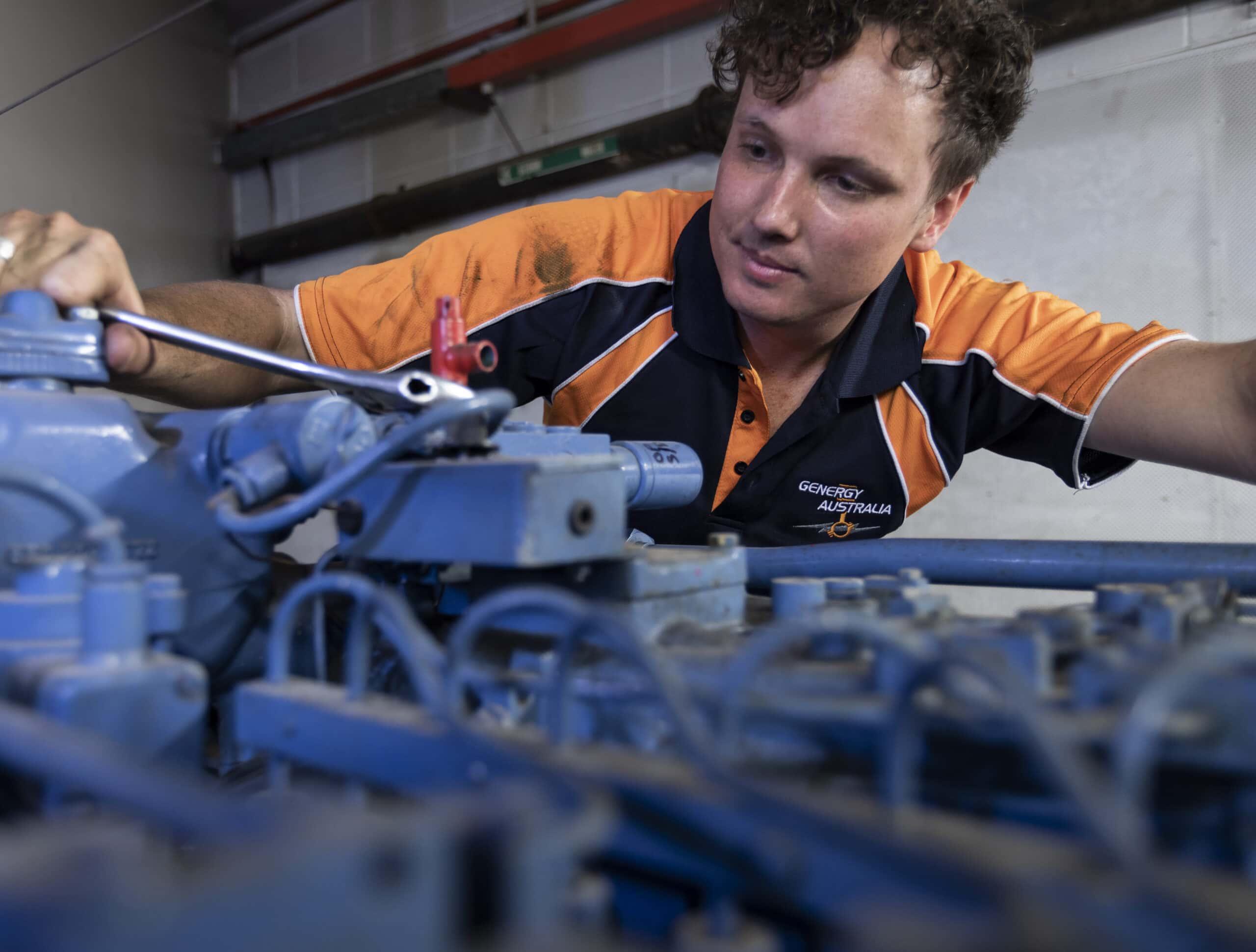 generator refueling - Genergy Australia