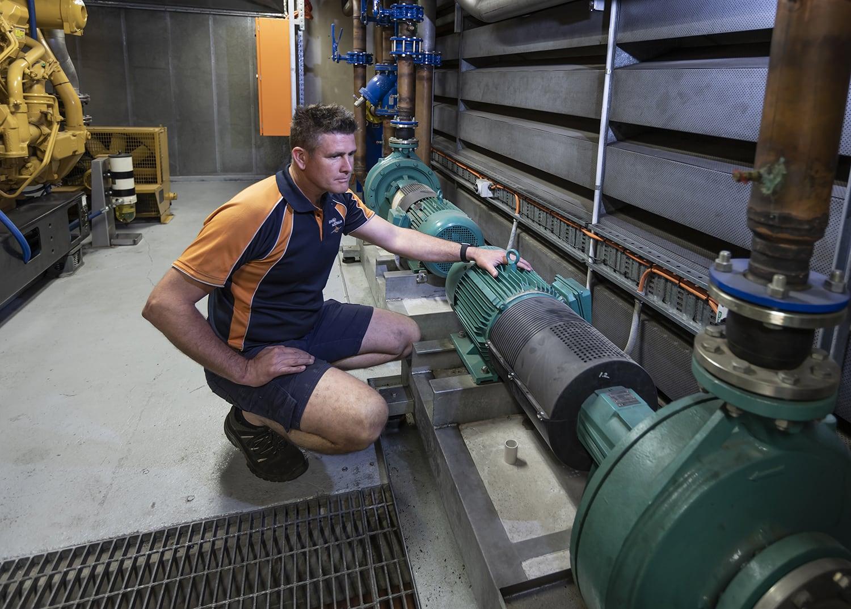 power generator repair - Genergy Australia