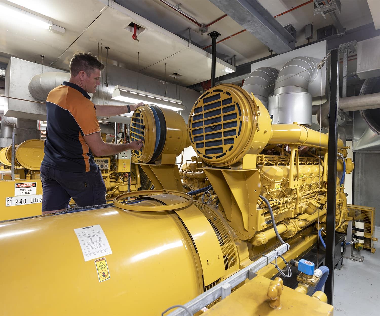 generator maintenance - Genergy Australia